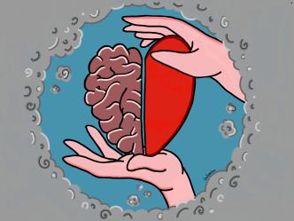 per ritordarsi di proteggere cervello e cuore